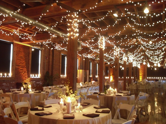 Wedding ceiling decorations