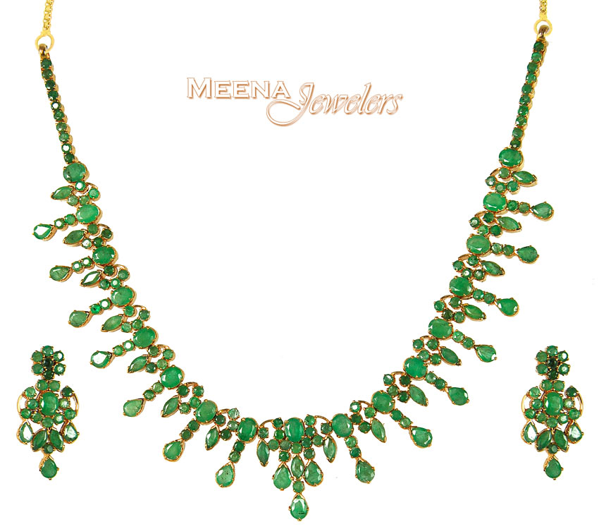 50_Emerald_necklace_earrings_set_2665