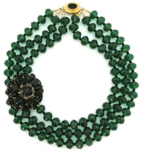 green-wedding-bridal-accessories-emerald-jewelry-pantone-color-2013-elva-fields-necklace-