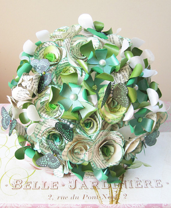 greens-wedding-bouquet