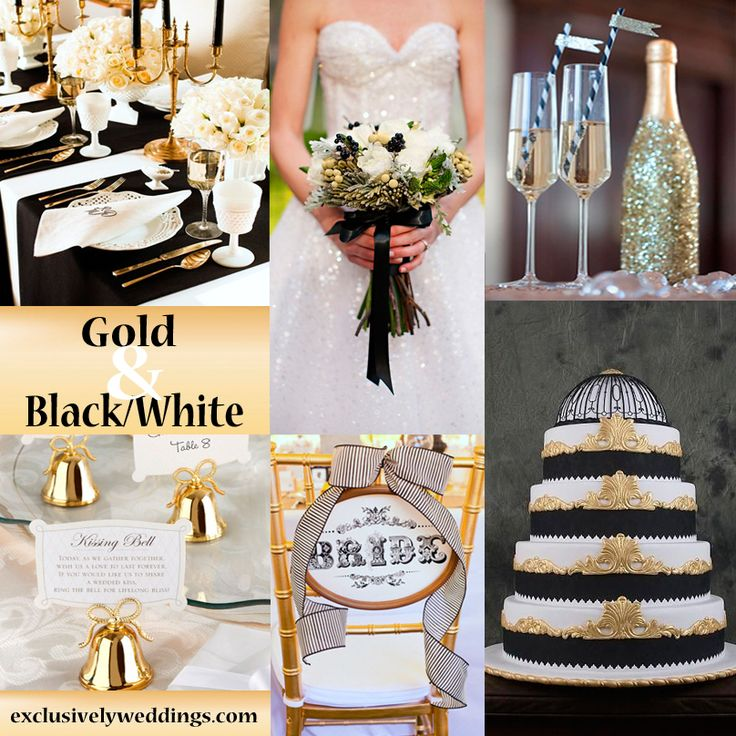 Gold And White Wedding Ideas: Batman Themed Wedding
