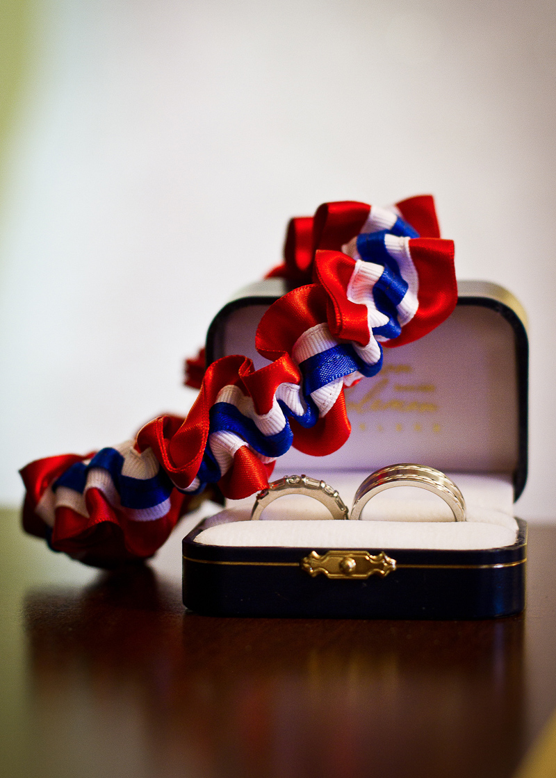 patriotic-red-white-blue-wedding-garter-with-rings