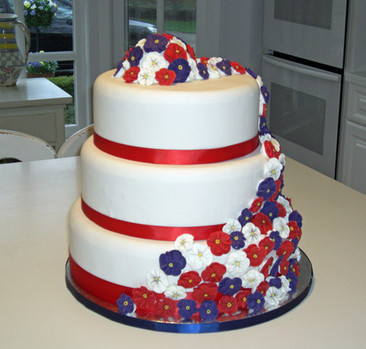 patriotic-wedding-cake