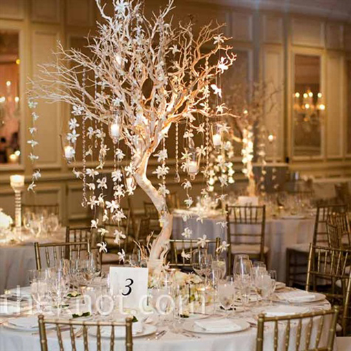 Crystal Centerpieces For Weddings Images - Wedding Decoration Ideas